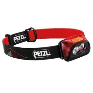Petzl Actik Core Head Torch Red 1