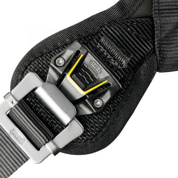 Petzl Avao Bod Fast European Harness Black - Detail
