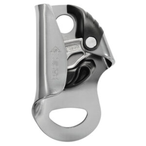 Petzl Basic Ascender Device Silver