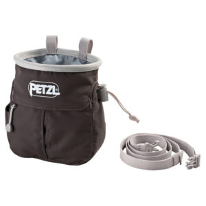 Petzl Sakapoche Chalk Bag Grey