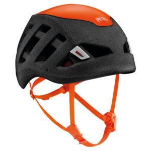 Petzl Sirocco climbing helmet in black