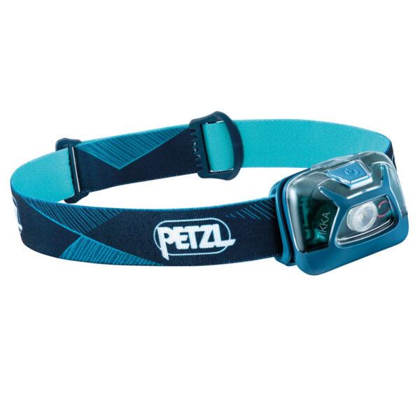 Petzl Tikka Head Torch Blue1